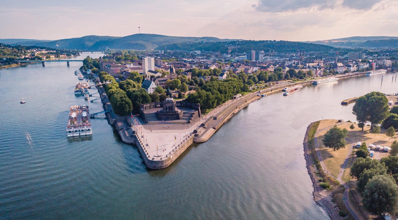 Koblenz - CMD aix Fortbildungsstandort