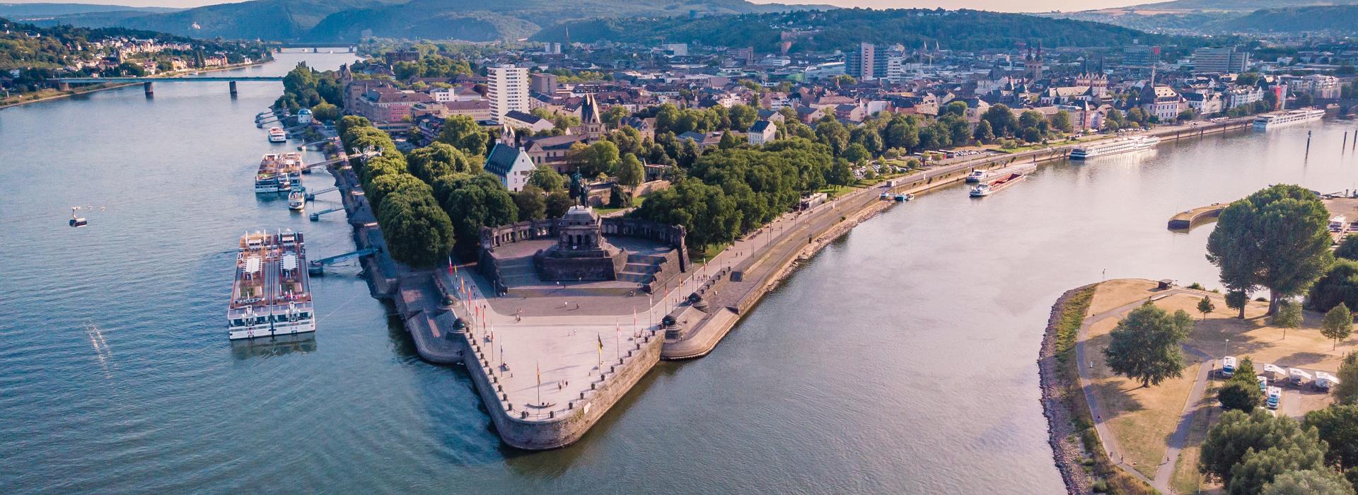 Koblenz CMD aix Standort