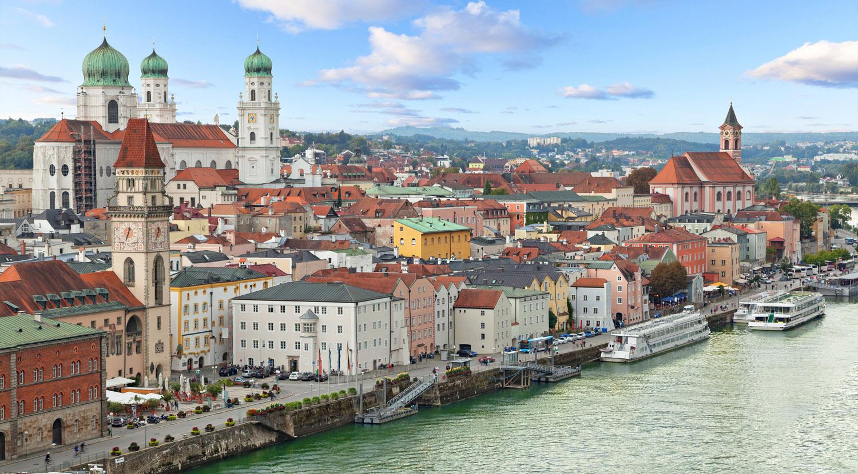 Passau - CMD aix Fortbildungsstandort